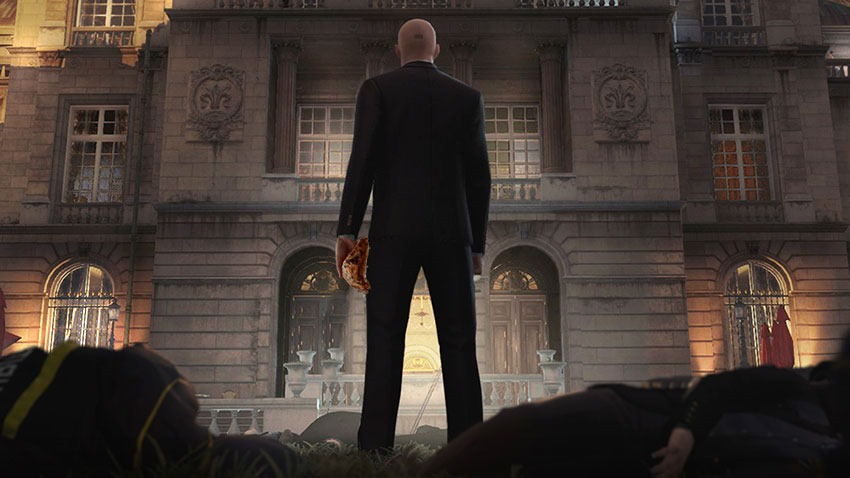 If you're playing Hitman for the first time, don't be afraid to embrace failure 6