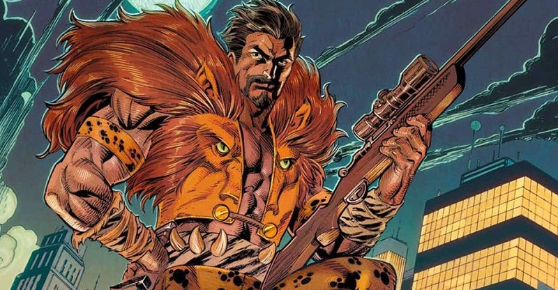 Sony's Kraven the Hunter movie could form part of the MCU 3