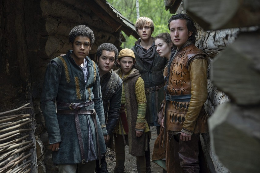 Watch the trailer for The  Letter to the King, Netflix's adaptation of the Dutch fantasy classic 10