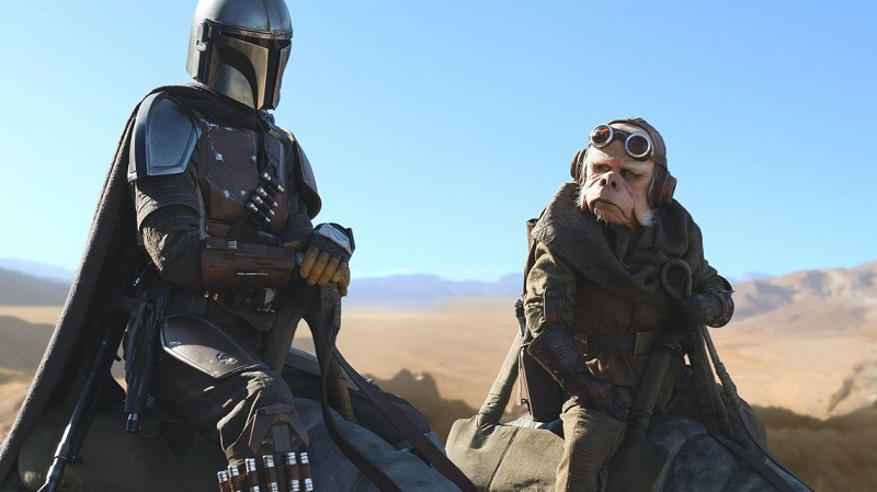 Here's how The Mandalorian used the Unreal Engine to create groundbreaking visual effects 2