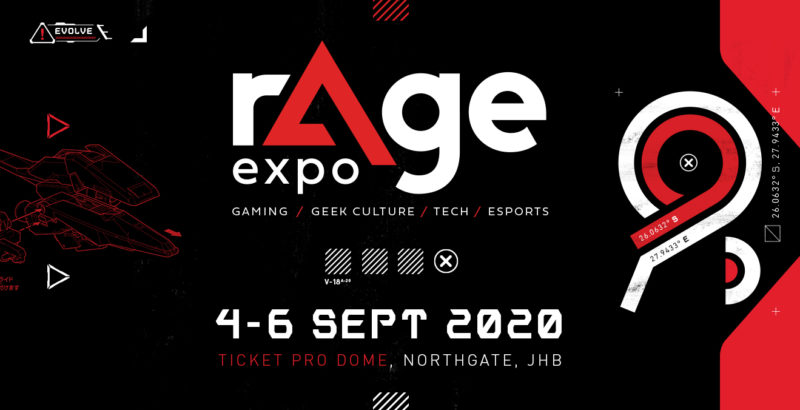 South Africa's 2020 gaming and geek con calendar 30