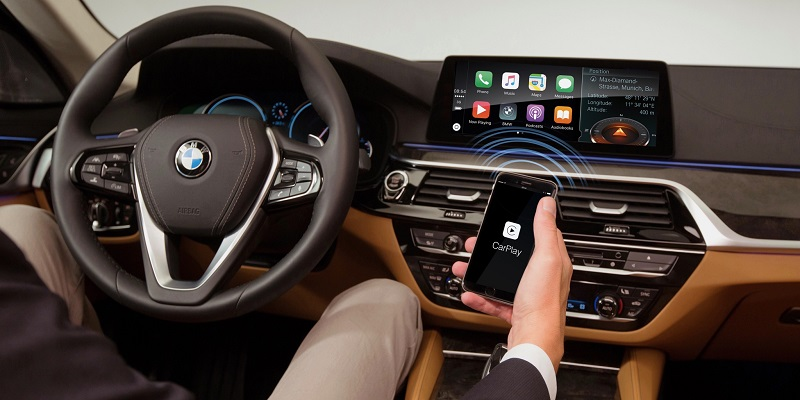 Apple working on a feature to unlock your car from a smart device 4