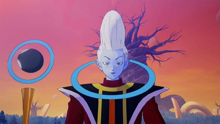 Dragon Ball Kakarot's first story DLC introduces the God of Destruction 20