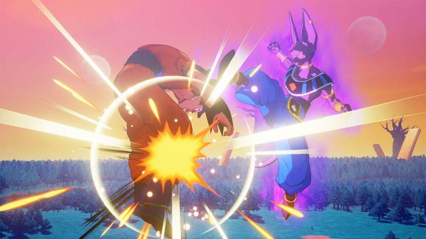 Dragon Ball Kakarot's first story DLC introduces the God of Destruction 12