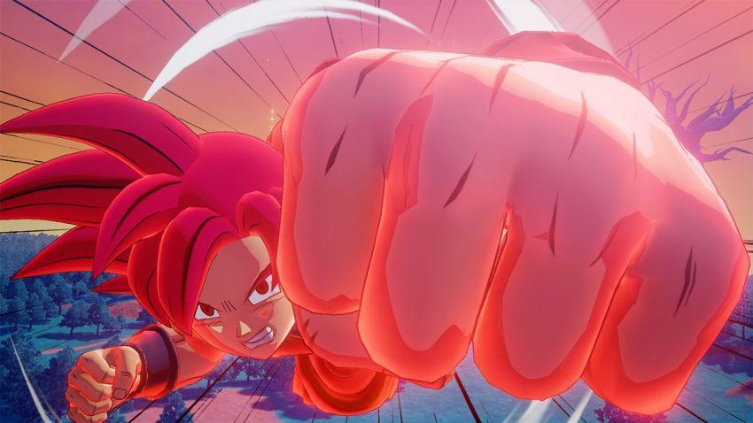Dragon Ball Kakarot's first story DLC introduces the God of Destruction 14