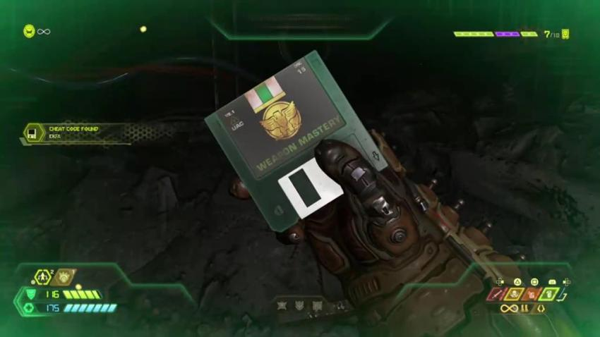DOOM Eternal – Where to find all the cheat codes 20