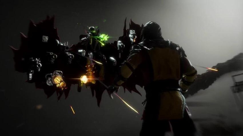Mortal Kombat 11 Spawn (11)