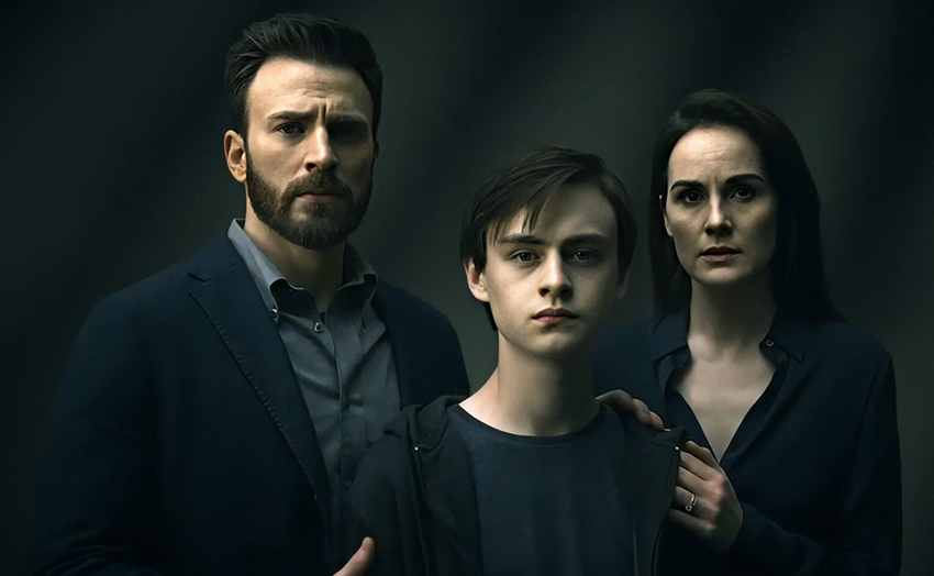 Chris Evans is a dad driven to the edge in Apple TV+ thriller Defending Jacob 2