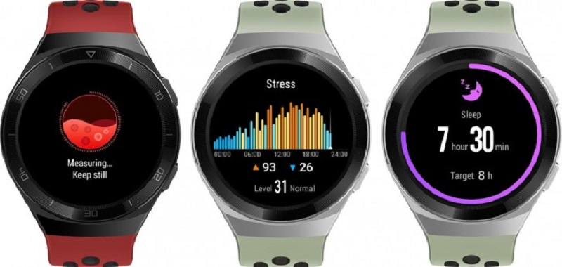 Huawei's new GT 2E Watch is out to keep you fit and healthy 4