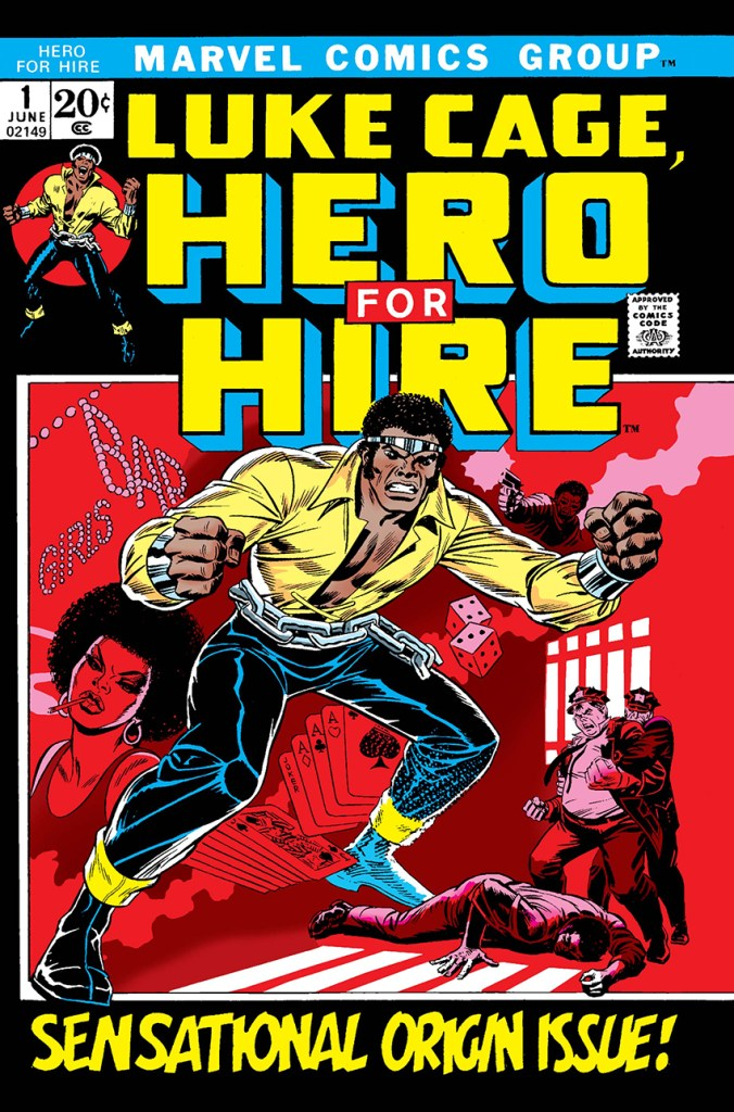 Quentin Tarantino wanted to make a Luke Cage movie 5