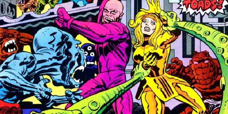 Possible Funko Pop leak may have revealed the villain for Marvel's Eternals film 5