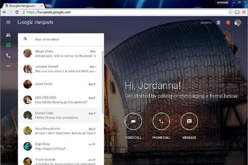 Google rebrands Hangouts Meet to just Meet 4