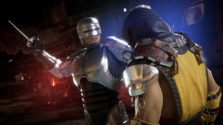 Mortal Kombat 11 Ultimate Review – Cloudy with a chance of pain 10