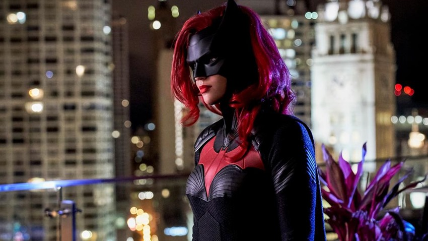 Ruby Rose announces exit from Batwoman after just one season