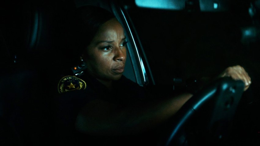 Mary J. Blige tracks a mysterious killer in the horror thriller ...