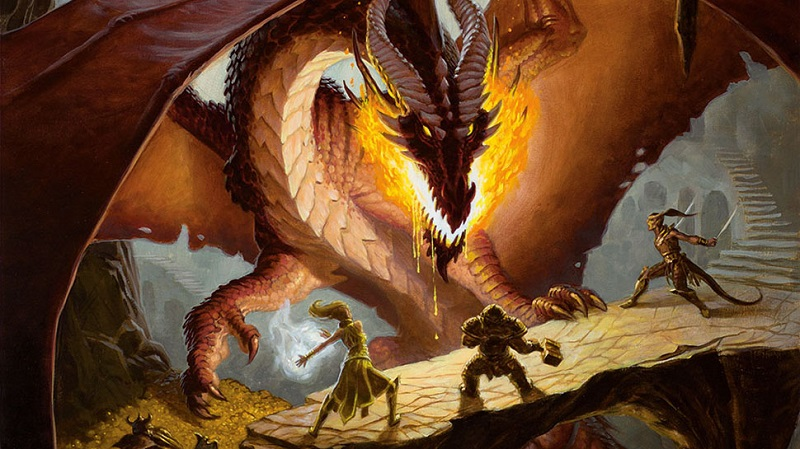 Dungeons and Dragons movie writers considering big changes due to COVID-19 4