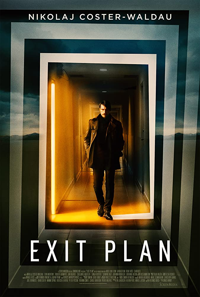 Nikolaj Coster-Waldau courts death in the mystery drama Exit Plan 4