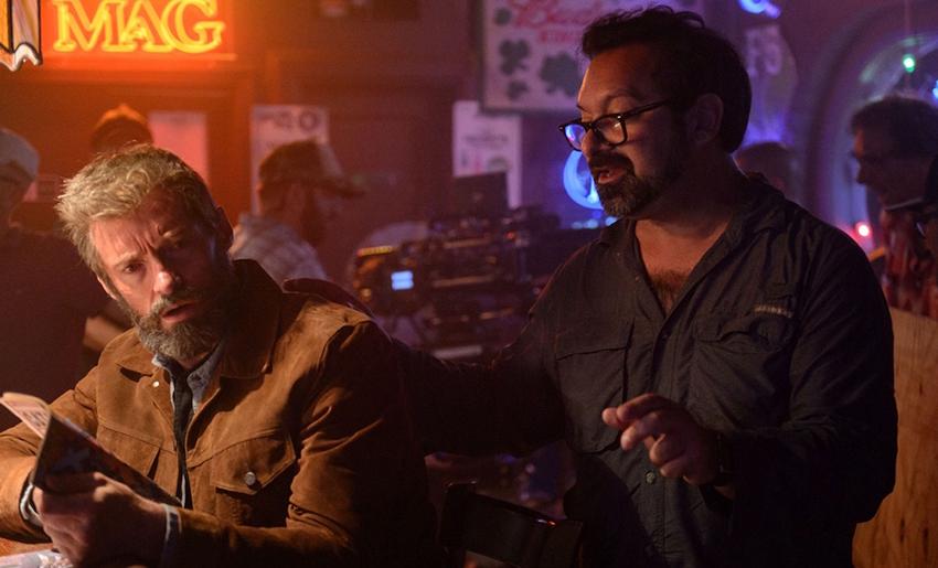 How Logan is helping director James Mangold prepare for Indiana Jones 5 5