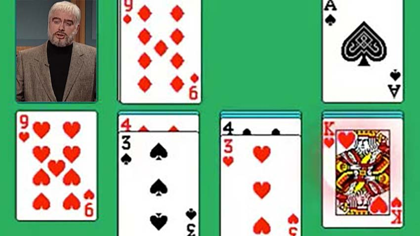 Solitaire is now over 30 years old and still sees plenty of action from office workers and your mom 2