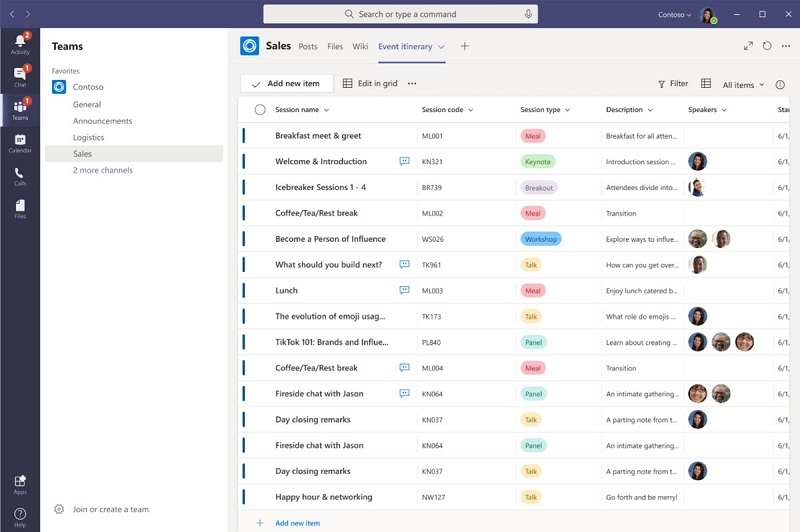 Microsoft launches new tasks tracking app Lists for Office 365 2