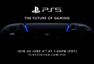 It's official: Sony is showing off the PlayStation 5 on June 4 6
