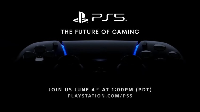 It's official: Sony is showing off the PlayStation 5 on June 4 2