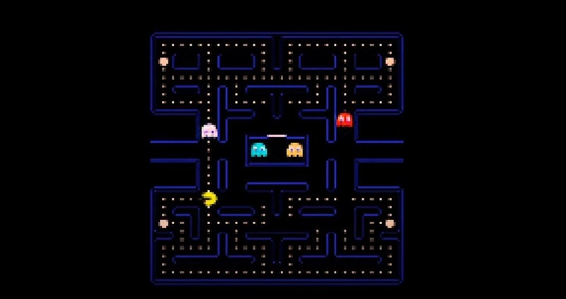 Nvidia's AI recreated Pac-Man just by watching it being played 2