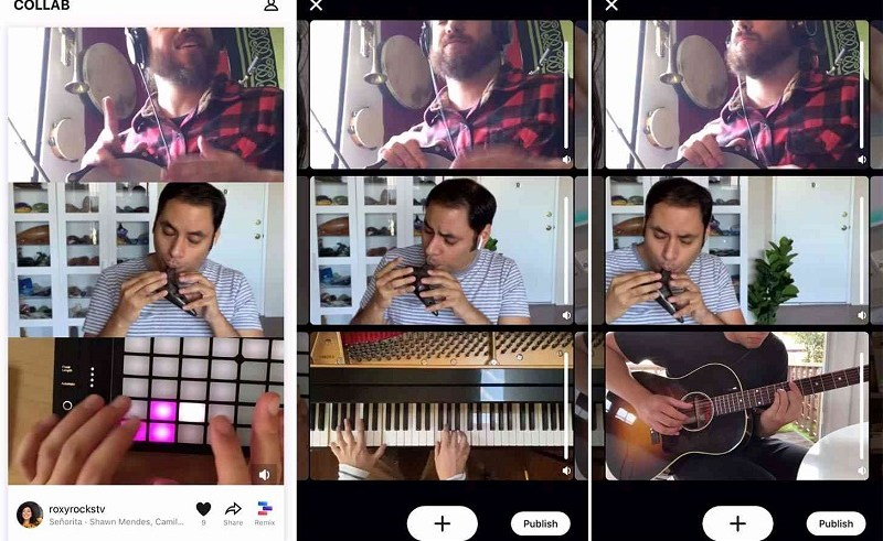 Facebook is getting the band back together to take on TikTok with their new Collab app 9