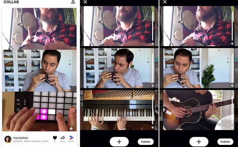 Facebook is getting the band back together to take on TikTok with their new Collab app 4