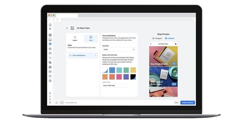 Facebook launches new e-commerce platform Shops 5