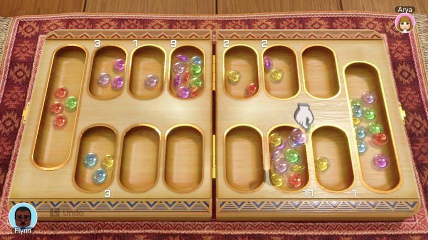51 Worldwide Classics - Backgammon and scrabbled eggs 7