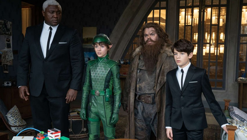 """First Artemis Fowl reviews call Disney adaptation """"safe, generic and utterly disposable"""" 5"""