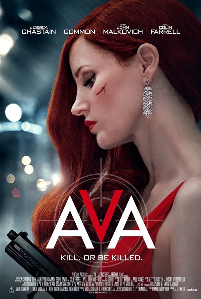Ava trailer: Watch Jessica Chastain kick ass as an assassin 6