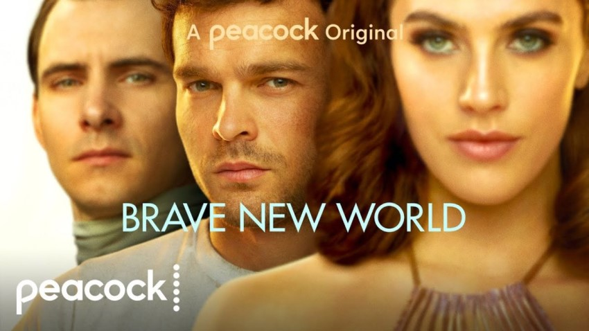 Enter a perfect society in Peacock and Aldous Huxley's Brave New World 2