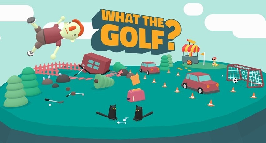 What the Golf? Switch Review–Talk birdie to me 13