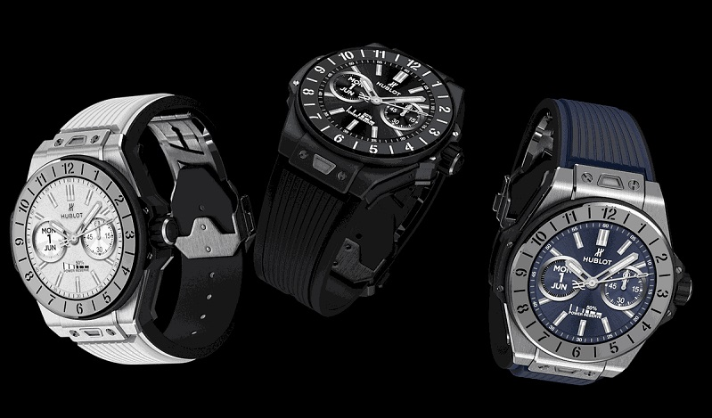 Hublot wants people to pay more than R85 000 for its new smartwatch 6