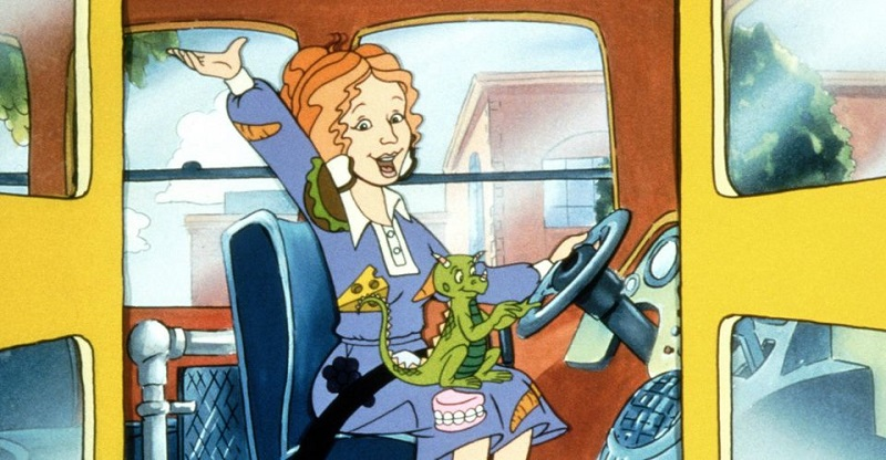 A live-action Magic School Bus movie is in development with Elizabeth Banks to play Ms Frizzle 3
