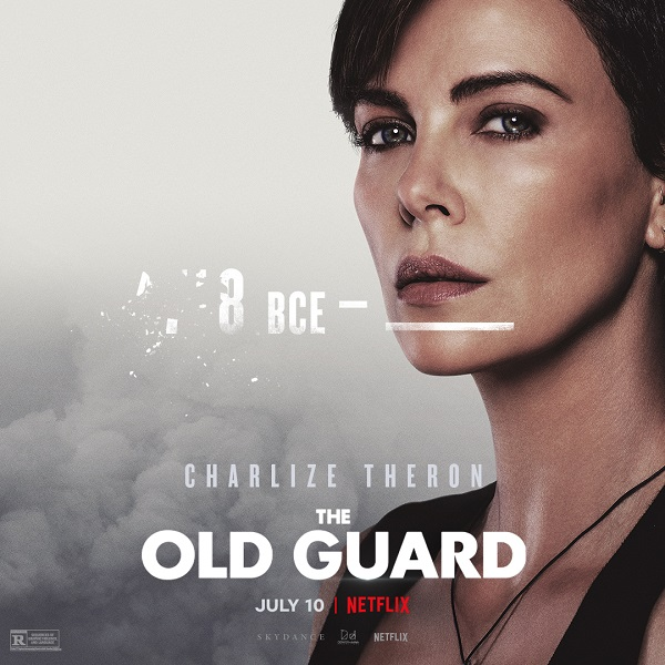 Meet The Old Guard in these new character posters and clips for Netflix's upcoming film 8