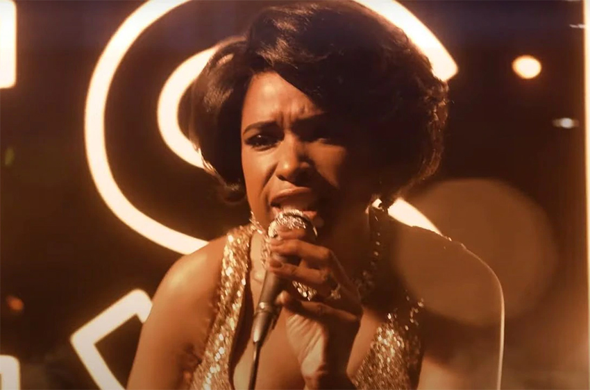The Queen arrives! Watch Jennifer Hudson as Aretha Franklin in this teaser trailer for RESPECT 3