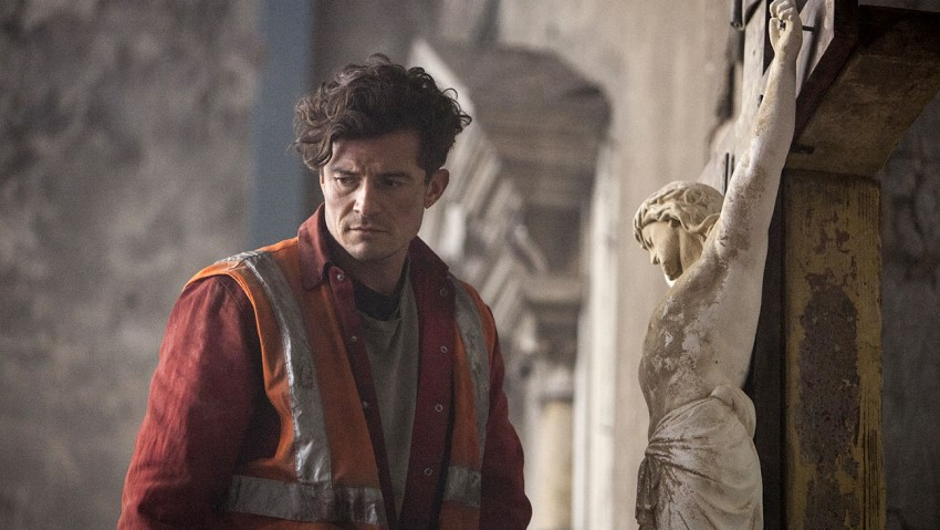 Orlando Bloom is forced to confront his past in the drama Retaliation 2