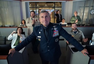 Work on Space force season 2 has already started, even though it hasn't been officially renewed by Netflix 8