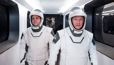 How Ben Affleck's Batsuit led to SpaceX's sleek spacesuits 20