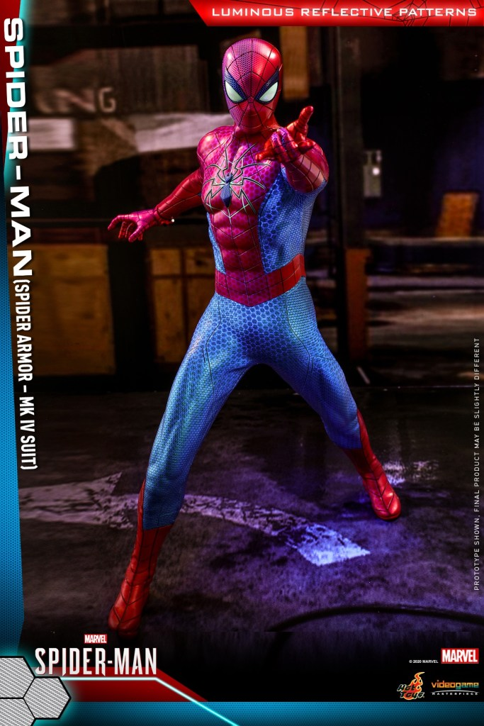Hot Toys' latest Spider-Man figure is its most amazing one yet 29