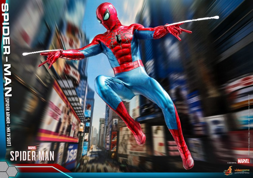Hot Toys' latest Spider-Man figure is its most amazing one yet 21