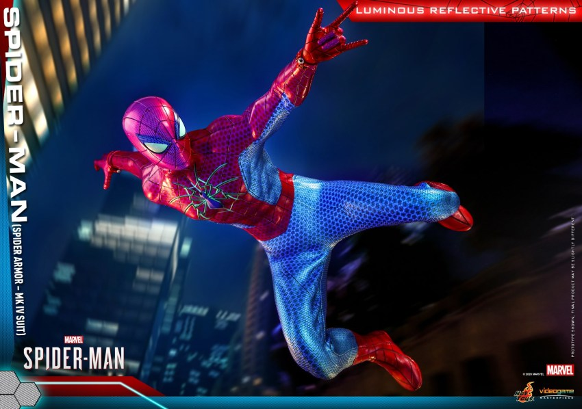 Hot Toys' latest Spider-Man figure is its most amazing one yet 24