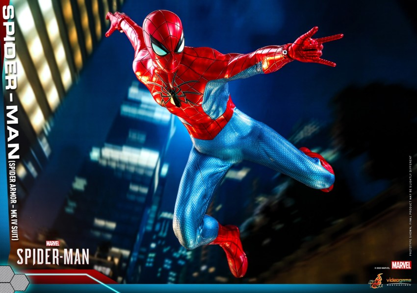 Hot Toys' latest Spider-Man figure is its most amazing one yet 25