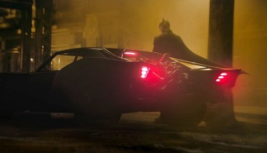 Early concept model gives a better look at Robert Pattison's Batmobile 21