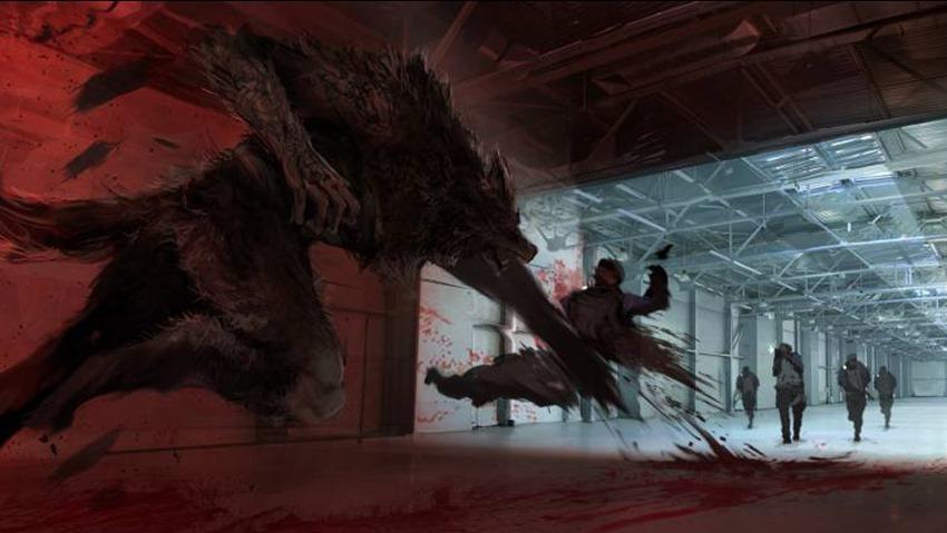 Kết quả hình ảnh cho werewolf the apocalypse - earthblood