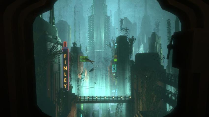 Bioshock: The Collection Switch Review - There's always a Lite-house 8