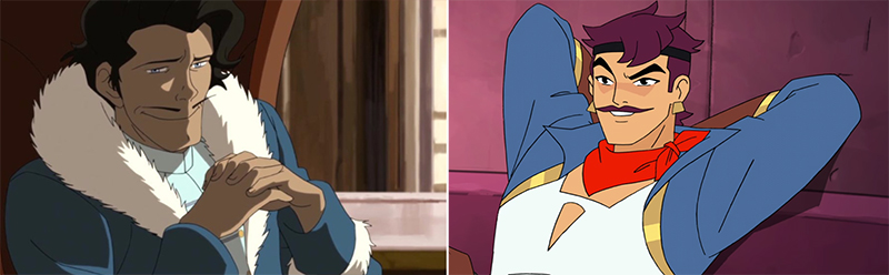 "Korra and She-Ra: Five similarities between these pioneering ""spirit sisters"" and animated series 22"